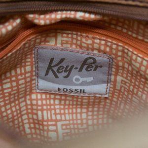 Fossil Bags - Fossil Key Per Crossbody Convertible Purse Bag